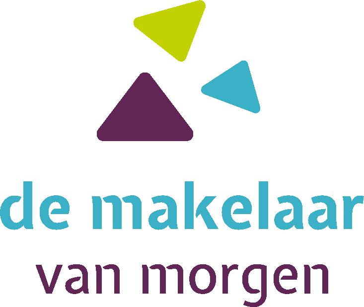 logo van de makelaar van morgen