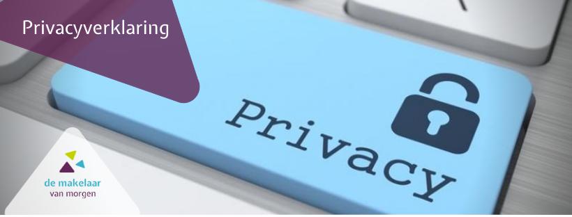 Uw privacy wordt beschermd bij de makelaar van morgen