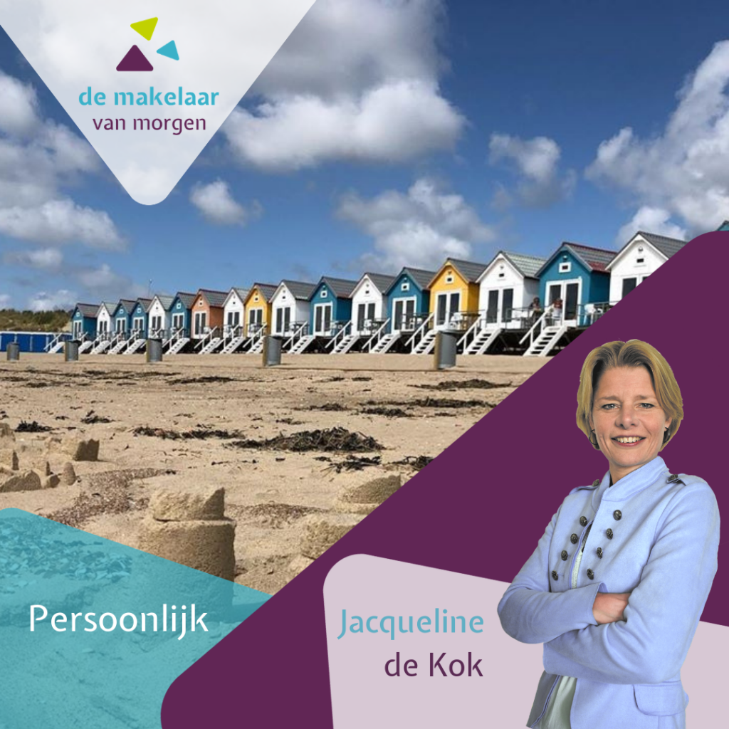 maak kennis met de persoonlijke aanpak van Jacqueline een vrouwelijke makelaar in Zeeland